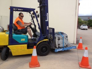 North Lakes Forklift Training Services
