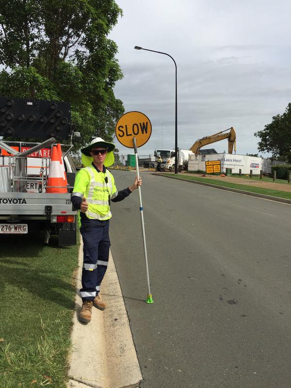 Traffic Control Training